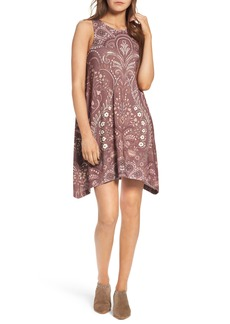 O'Neill Hawthorne Sharkbite Hem Dress