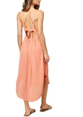 O'Neill Horizon Tank Cover-Up Midi Dress