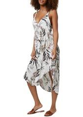 O'Neill Horizon Tank Cover-Up Midi Dress