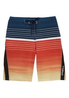 O'Neill Hyperfreak Backwash Board Shorts (Big Boy)