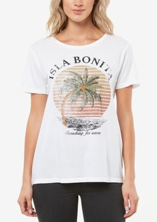 O'Neill Isla Bonita Screen-Print Top