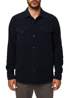O'Neill Jammmin Fleece Shirt Jacket