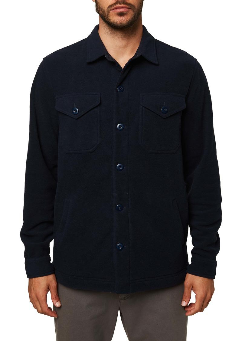 O'Neill ONeill Jammmin Fleece Shirt Jacket