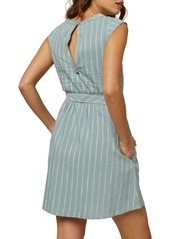O'Neill Jamyson Stripe Dress