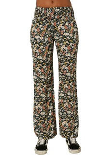 O'Neill Johnny Smocked Waist Pants