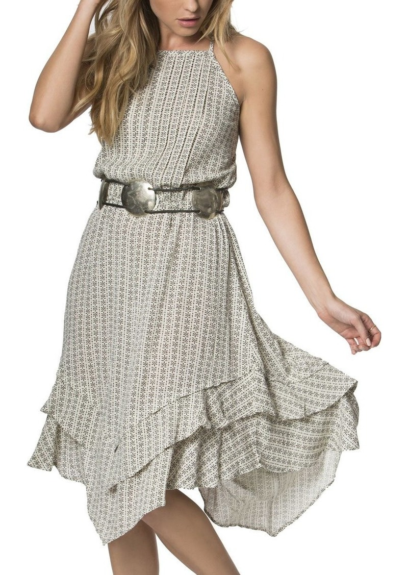 O'NEILL Junior's Adia High Neck Tank Dress  L