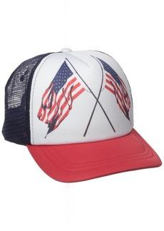 O'Neill Juniors Americana Trucker Hat