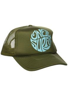 O'Neill Junior's Beach Day Screen Print Trucker Hat