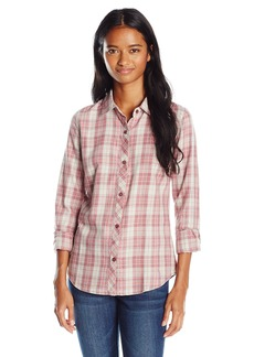 O'Neill Juniors Birdie Woven Plaid Shirt