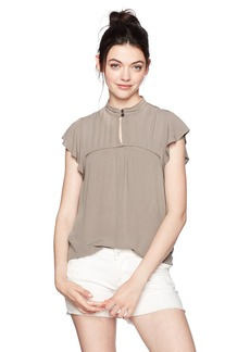O'Neill Junior's Chandler High Neck Top  M