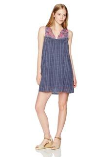 O'Neill Junior's Clara Miced Print Dress  L