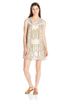 O'Neill Juniors Clara Woven Printed Dress