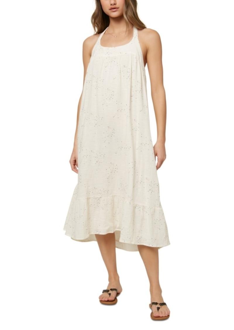 O'Neill Juniors' Cotton Moira Dress