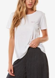 O'Neill Juniors' Cotton Split Screen T-Shirt