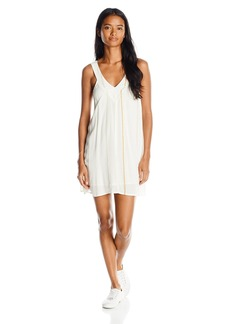O'Neill Juniors Deidra Crinkle Gauze Woven Tank Dress