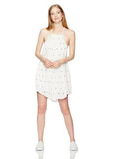 O'Neill Junior's Dorian Crochet Strap Dress  L