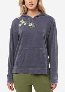 O'Neill Juniors' Embroidered Fleece Hoodie
