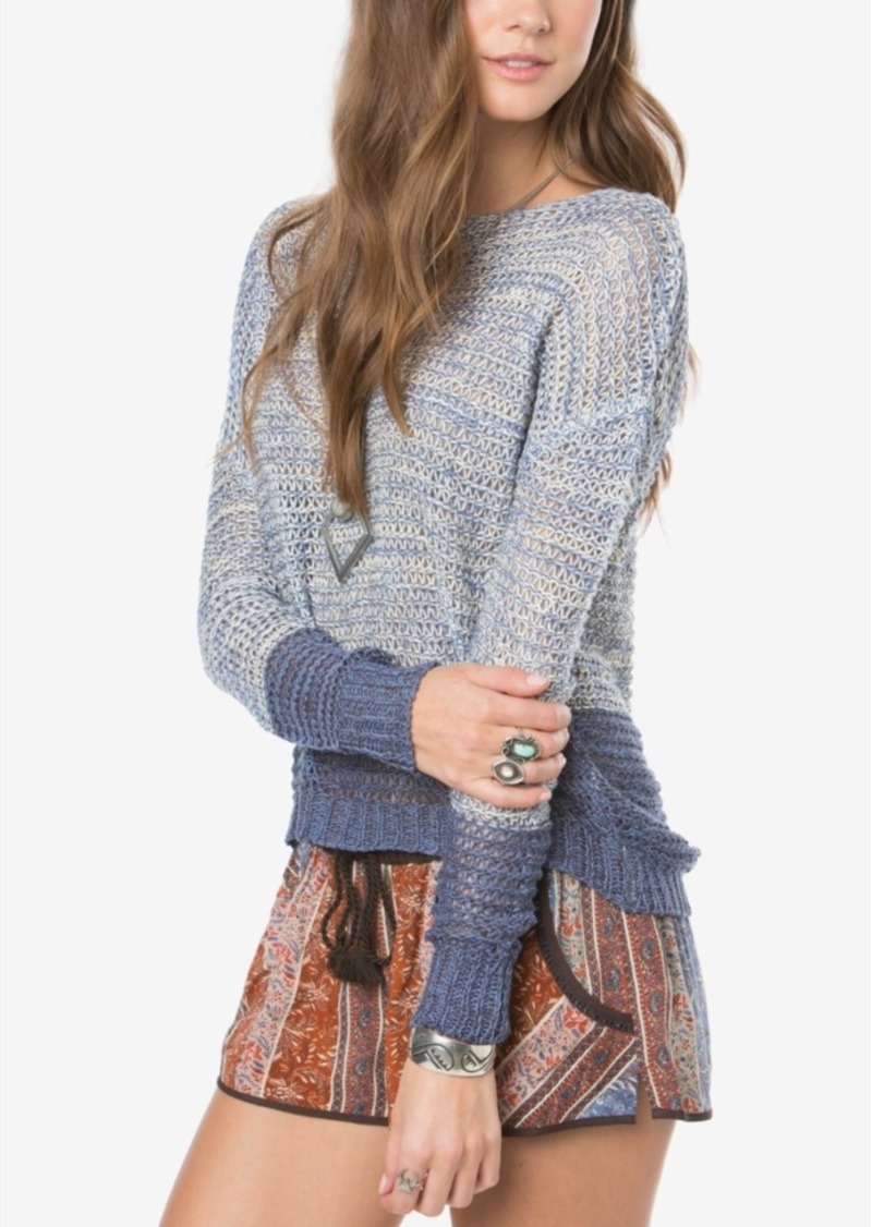 O'Neill Juniors' Eos Colorblocked Sweater