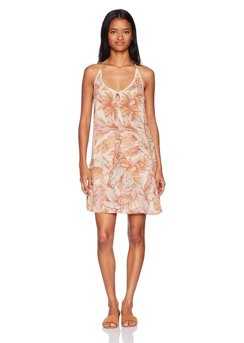 O'NEILL Junior's Evelyn Halter Dress  L