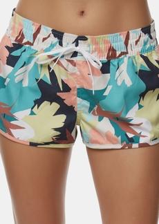 O'Neill Juniors' Faye Bayside Swim Shorts Women's Swimsuit