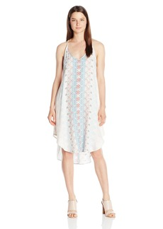 O'Neill Juniors Glenda Woven Printed Dress
