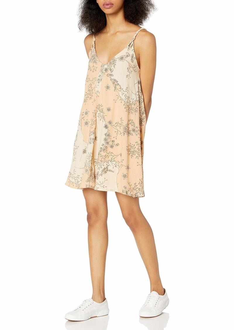 O'NEILL Junior's Hazel Strappy Back Dress  M
