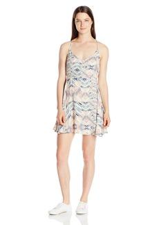 O'Neill Juniors Impression Woven Printed Dress