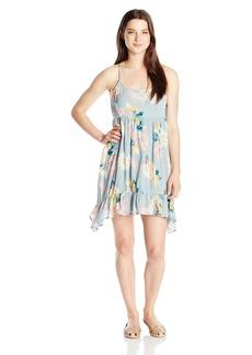 O'Neill Juniors Jasmine Printed Floral Gauze Dress