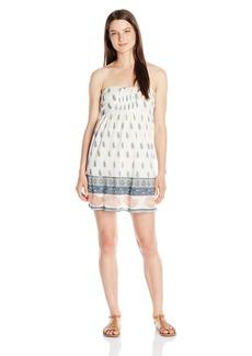 O'Neill Juniors Kiley Woven Printed Dress