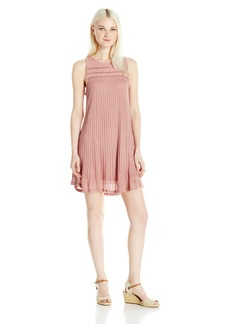 O'Neill Junior's Maja Lace Trim Dress  M