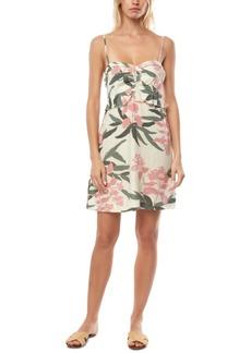 O'Neill Juniors' Naila Floral-Print Tank Dress
