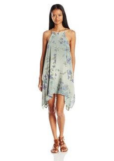 O'Neill Junior's Nicolette Printed Floral Dress  XL