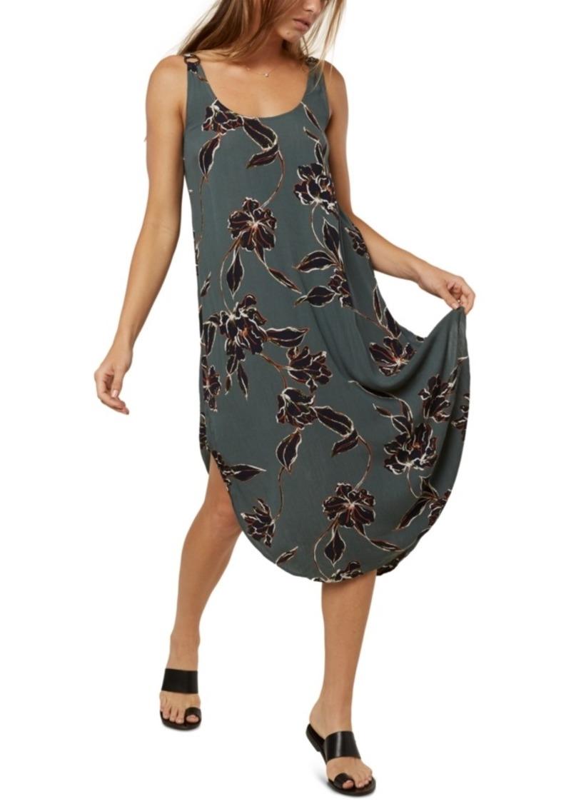 O'Neill Juniors' Nikko Floral-Print Tank Dress