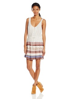O'Neill Junior's Pasha Printed Sleeveless Dress