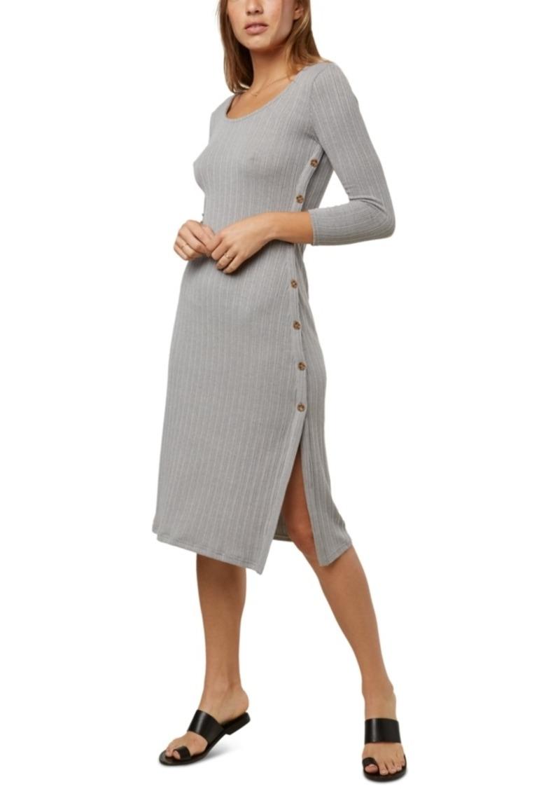 O'Neill Juniors' Pilar Knit Midi Dress