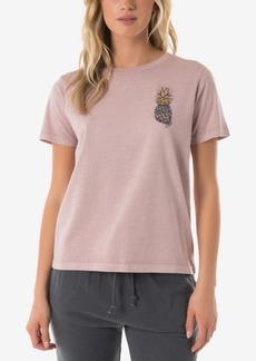 O'Neill Juniors' Pineapple Graphic-Print T-Shirt