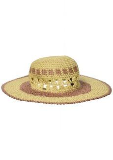 O'Neill Junior's Sunny Wide Brim Hat