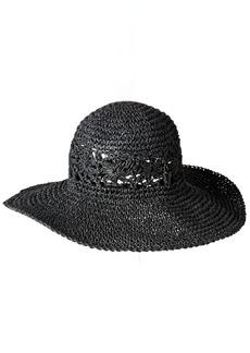O'Neill Junior's Sunny Wide Brim Paper Hat