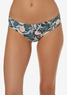 O'Neill Juniors' Teegan Printed Cheeky Bikini Bottoms Women's Swimsuit