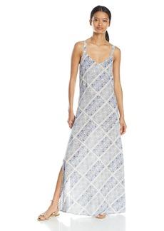 O'Neill Junior's Tessie Maxi Dress White/White S