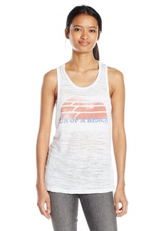 O'Neill Junior's un of a creen Print Tank White/White