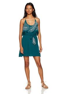 O'Neill Junior's Valerie Tiered Ruffle Dress  S