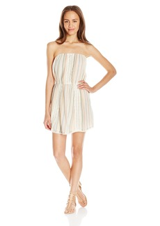 O'Neill Juniors Veronica Woven Tube Dress