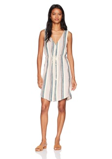 O'Neill Junior's Zeezee Button Front Tank Dress  XS