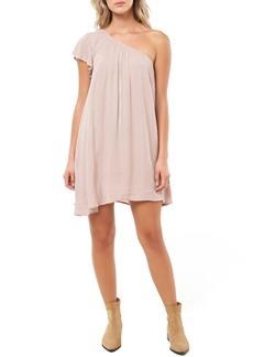 O'Neill Karma One-Shoulder Dress