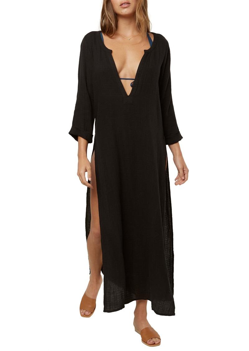 O'Neill Kayson Maxi Cover-Up Dress