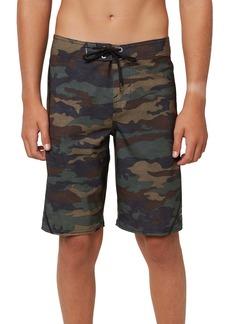 O'Neill Kids' Hyperfreak S-Seam Stretch Board Shorts (Big Boy)