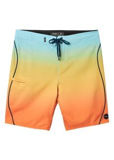 O'Neill Kids' Hyperfreak Seam Fade Board Shorts (Big Boy)