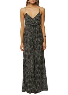 O'Neill Leda Maxi Dress