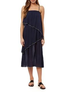 O'Neill Lena Tiered Midi Dress
